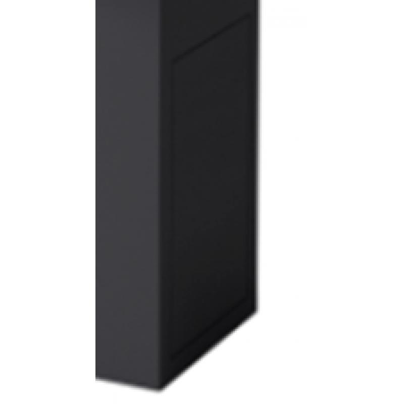 Дверь боковая Me Basic черная